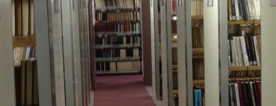 早稲田大学 高田早苗記念研究図書館 is one of Library.