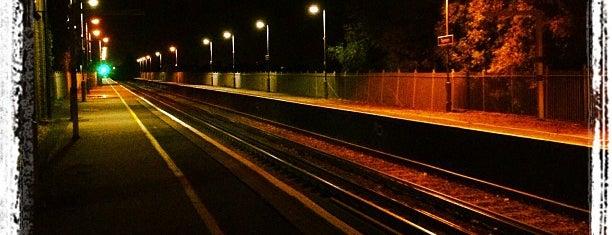 Teynham Railway Station (TEY) is one of Train stations.