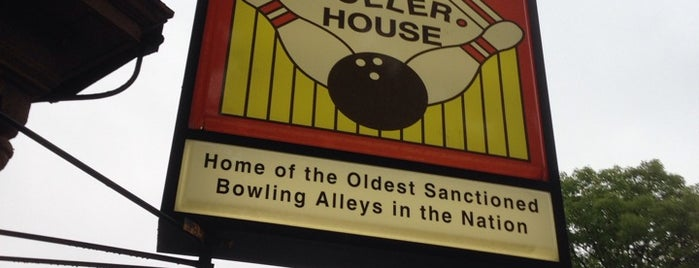 Holler House is one of Milwaukee.