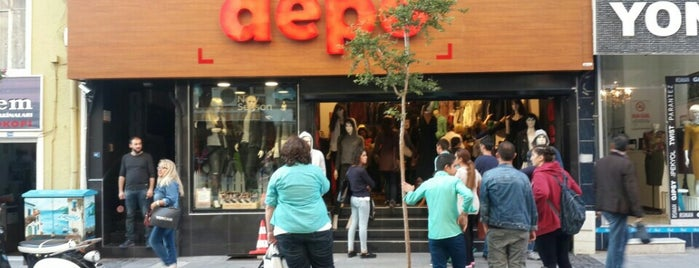 depo is one of Canakkale.