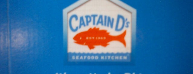 Captain D's is one of Food.