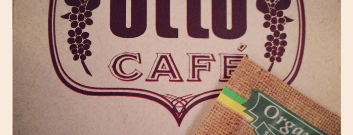 Otto Café is one of Restaurantes preferidos.