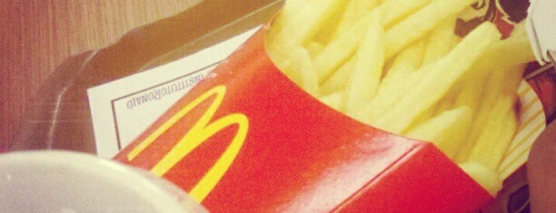 McDonald's is one of Gastronomy & PUB.