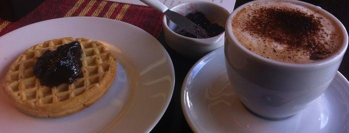 Domênica Café is one of Cafés para conhecer.
