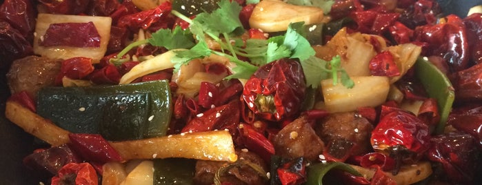 Chili Party 麻辣派对 is one of Mike's Guide to Shenzhen's best spots.