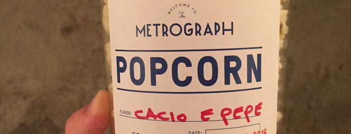 Metrograph is one of USA NYC Must Do.