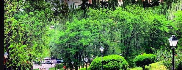 Jardines de las Vistillas is one of Must-visit Great Outdoors in Madrid.