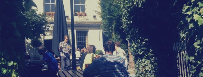 The Scolt Head is one of London's Best Beer Gardens.
