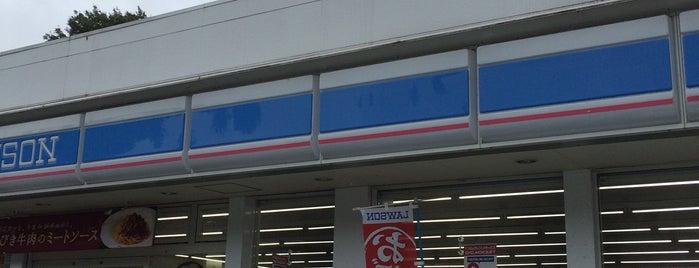 ローソン 盛岡大学前店 is one of LAWSON in IWATE.