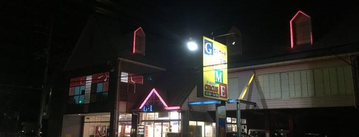 プレイランドサーカス 松江店 is one of ゲーセン.