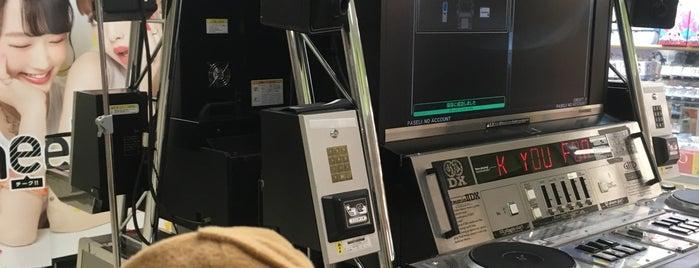 モーリーファンタジー大和高田店 is one of 関西のゲームセンター.
