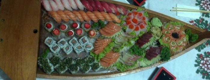 Guinza Sushi | 銀座 is one of Henri's TOP Japanese Food.