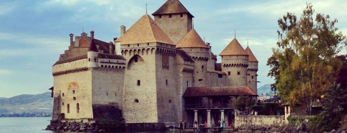 Château de Chillon is one of My travel.