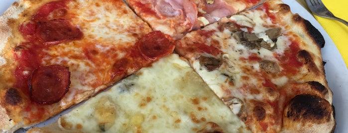 La Pimpa Pizzeria is one of Dog friendly.