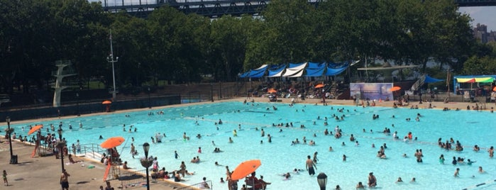 Astoria Park Pool is one of Top 20 Free Things to Do in NYC.