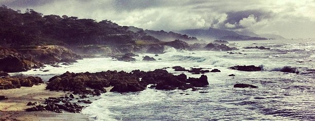 Cypress Point Lookout is one of California Road Trip.