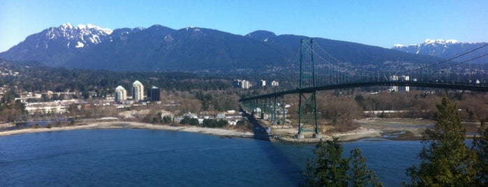 Prospect Point is one of Vancouver.