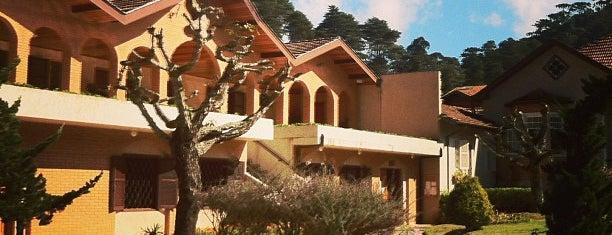 Mosteiro São João - Monjas Beneditinas is one of Campos do Jordão 2012.
