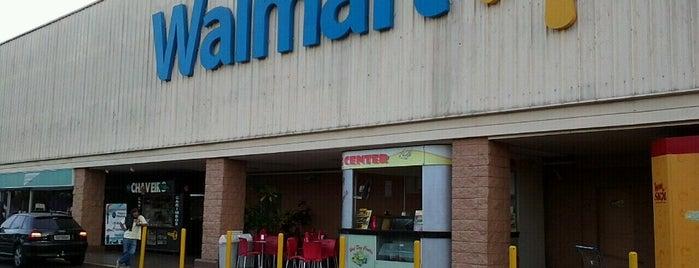 Walmart is one of Kit de Sobrevivência.