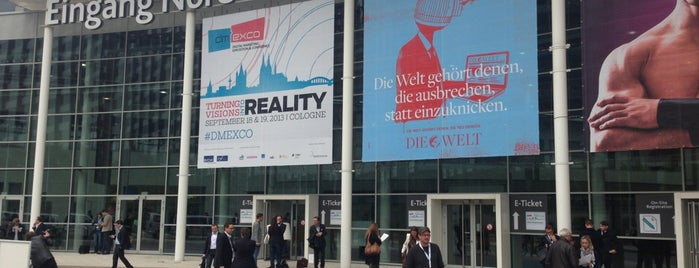 dmexco 2013 is one of Social Media & Online Agenturen.