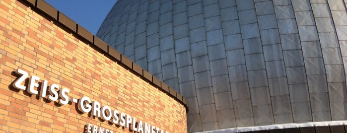 Zeiss-Großplanetarium is one of Prenzlauer Berg.