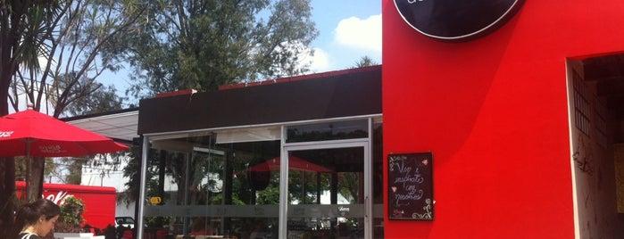 La Borra del Café is one of cafes-postres-etc.