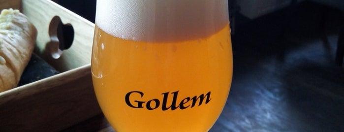 Gollem's Beers & Burgers is one of Belgium.