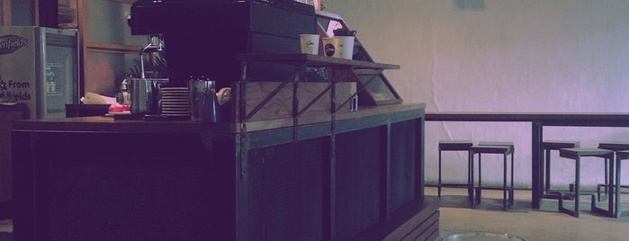 Goni Coffee is one of Anni in Jakarta.