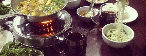 Chả Cá Lã Vọng is one of Hanoi Food List.