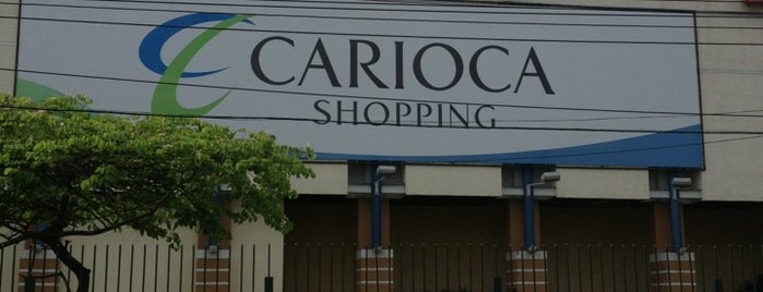 Carioca Shopping is one of Shopping Center.