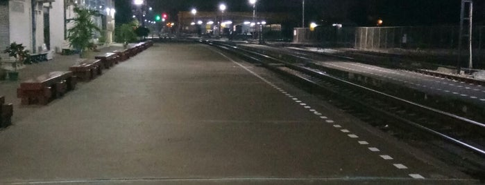 สถานีรถไฟอุตรดิตถ์ (SRT1150) is one of ลำพูน, ลำปาง, แพร่, น่าน, อุตรดิตถ์.