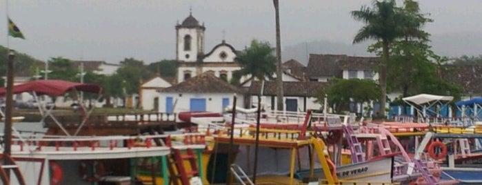 Paraty is one of Costa Verde.