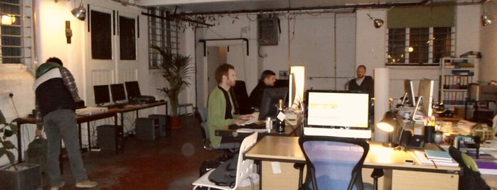 Consolidated independent is one of Silicon Roundabout / Tech City London (Open List).