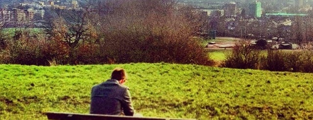 Hampstead Heath is one of London // Outdoors.