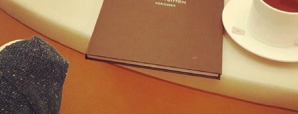 Louis Vuitton is one of favourite Store.