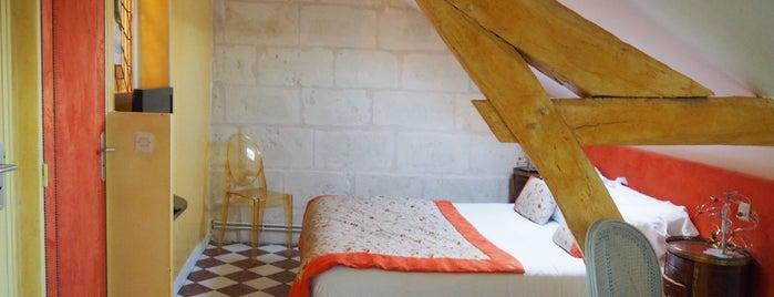 Hotel Demeure De La Vignole Turquant is one of 2018_daprovare.