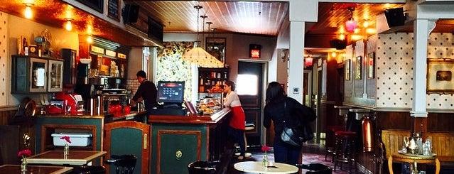 Salon de thé Cardinal / Cardinal Tea Room is one of Brunch.