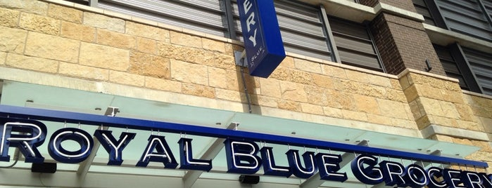 Royal Blue Grocery is one of Austin.