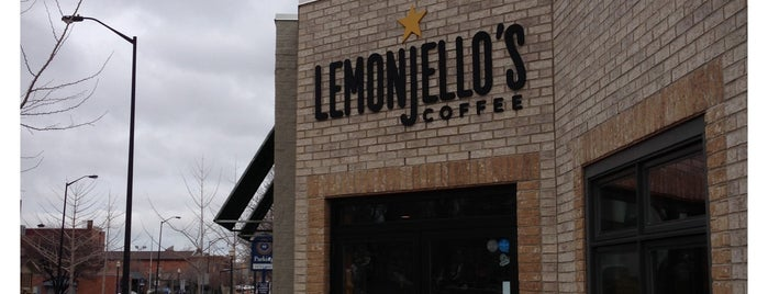 Lemonjello's Coffee is one of Favorite Coffee Shops.