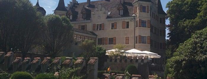Schloss Seeburg is one of Konstanz und Umgebung.