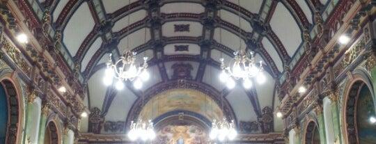Igreja Nossa Senhora da Saúde is one of SP - lugares.