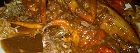 Kepiting Cak Gundul 1992 is one of Culinary @ Jogja.