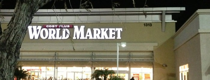Cost Plus World Market is one of Costa Mesa ❤️❤️.