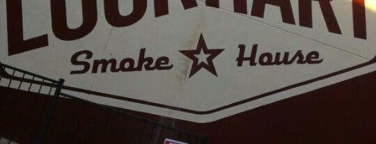Lockhart Smokehouse is one of Dallas Barbecue.