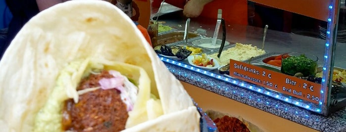 Dr. Falafel is one of Gesünder Essen In Wien.