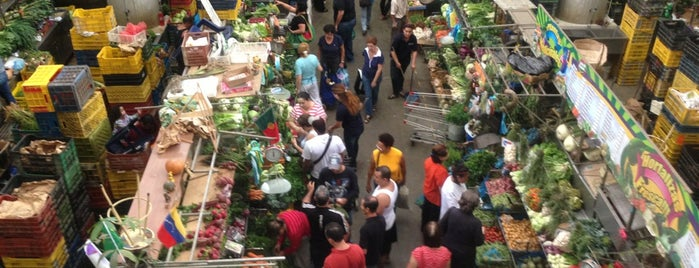 Mercado Municipal de Chacao is one of The 15 Best Places for Breakfast Food in Caracas.