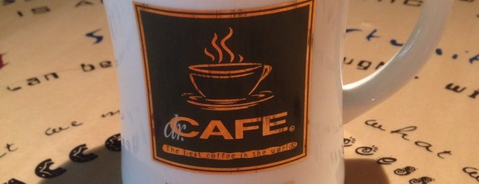 dr.CAFÉ Coffee is one of 102 coffee club.