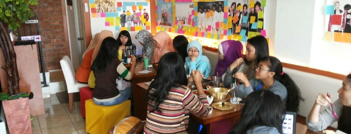 Daebak Fan Cafe is one of All-time favorites in Indonesia.