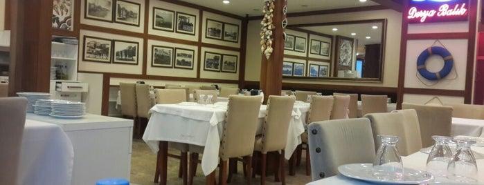 Derya Restaurant is one of Best Food, Beverage & Dessert in İstanbul.