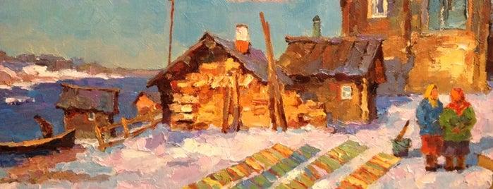 Арт-Галерея Долининой is one of ВыСтавки.